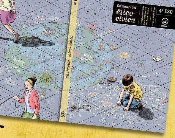 Educación Ético-Cívica: un libro de texto innovador