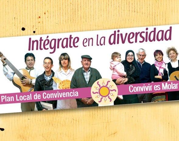 Derribando fronteras en el municipio de El Molar