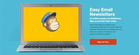 Diseña y envía tus boletines electrónicos con MailChimp