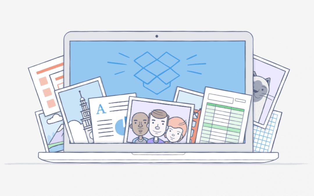 Guarda, comparte y sincroniza tus archivos con Dropbox