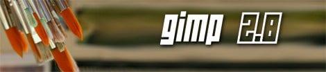 Gimp: software libre para diseño en mapa de bits