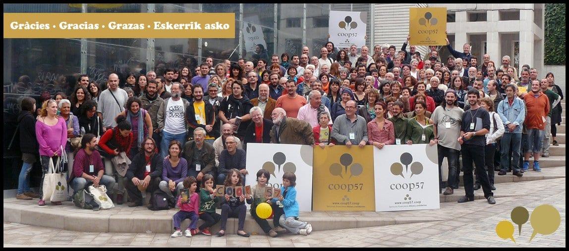 Breve crónica del #encuentro2011 de Coop57