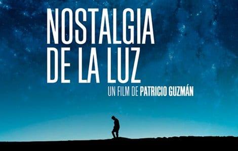 """Apoyamos el estreno en cines de la película """"Nostalgia de la luz"""""""