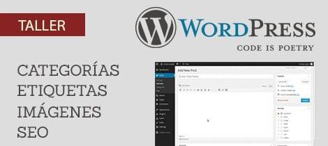 Publica profesionalmente con WordPress – Taller