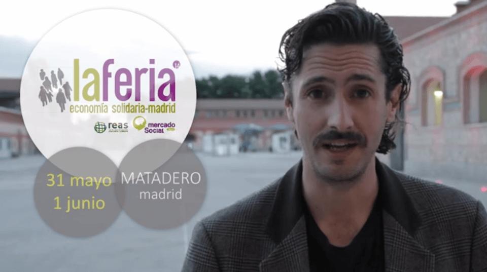 Nos vemos en La Feria de la Economía Solidaria de Madrid