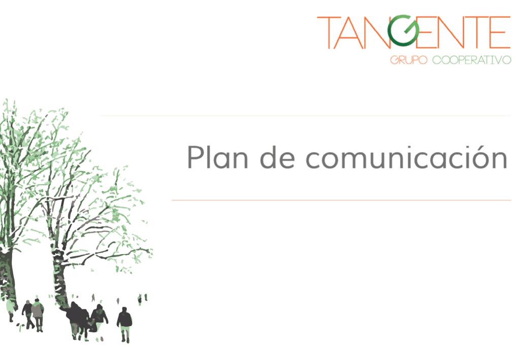 Un plan de comunicación para consolidar la marca Tangente