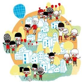 Ciudades Amigas de la Infancia, un proyecto para Unicef España