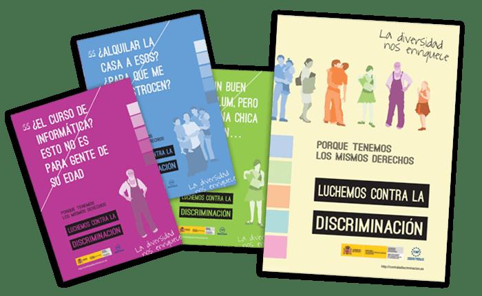 contra la discriminación