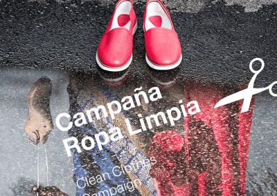 Ropa Limpia, una web de SETEM