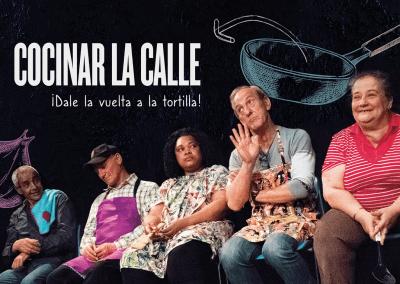«Cocinar la calle» de la Asociación Realidades