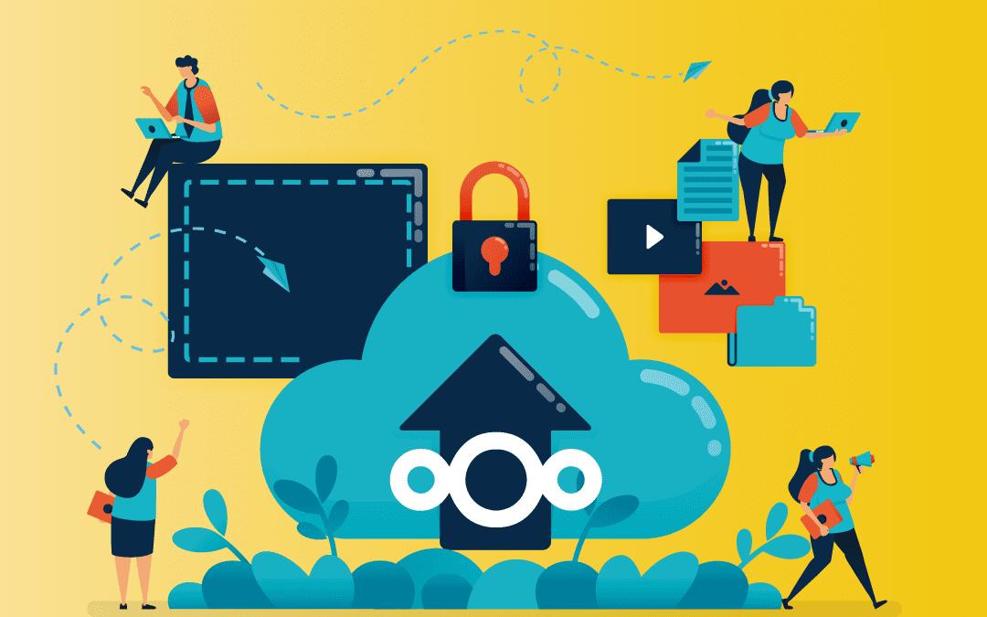 Nextcloud mejora la productividad de tu organización