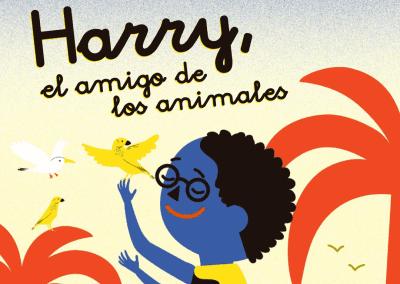 Harry, el amigo de los animales