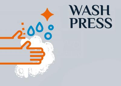 Wash Press, una guía para la Organización Panamericana de la Salud