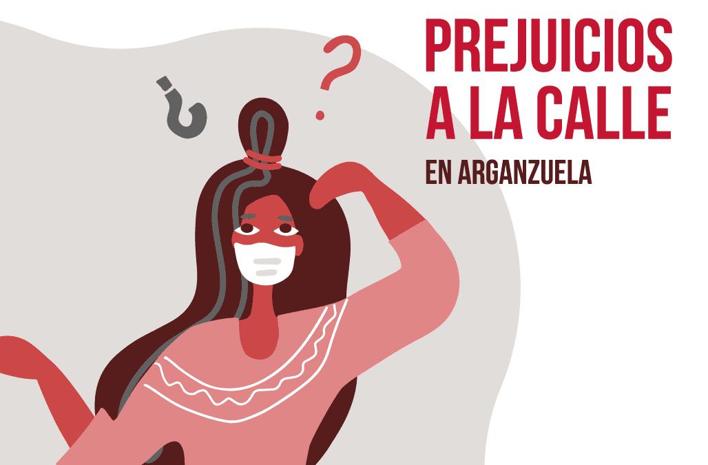 Prejuicios a la calle en Arganzuela