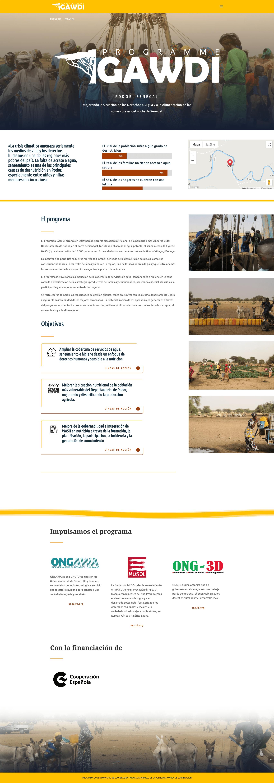 GAWDI Senegal