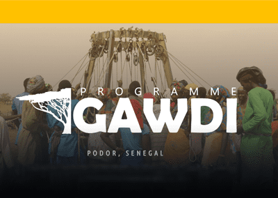 GAWDI Senegal, ONGAWA